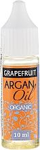 """Perfumería y cosmética Aceite de argán """"pomelo"""" - Drop of Essence Argan Oil Grapefruit"""