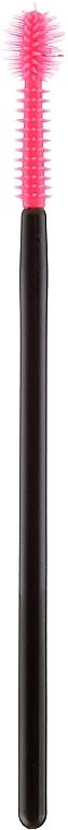 Cepillo de silicona para cejas y pestañas, rosa - Lash Brow