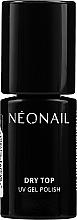 Perfumería y cosmética Top dry de brillo máximo - NeoNail Professional Top Dry