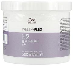 Perfumería y cosmética Tratamiento estabilizador capilar para aplicar después del servicio de decoloración o color - Wella Professionals Wellaplex №2 Bond Stabilizer