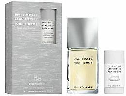 Perfumería y cosmética Issey Miyake L'Eau d'Issey Pour Homme Fraiche - Set (eau de toilette/100ml + desodorante stick75g)