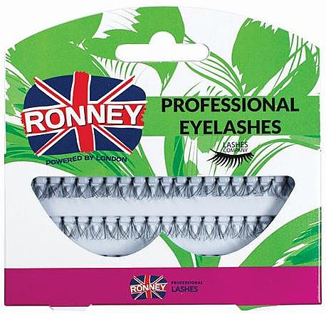 Pestañas postizas individuales - Ronney Professional Eyelashes 00032 — imagen N1