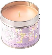 Perfumería y cosmética Vela perfumada con aroma a fresa - Oh!Tomi Fruity Lights Candle