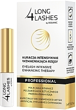 Perfumería y cosmética Sérum de pestañas multiacción con aceite de almendras dulces - Long4Lashes Eyelash Intensive Enhancing Therapy