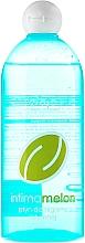 Perfumería y cosmética Gel de higiene íntima con ácido láctivo, provitamina B5, aroma melón - Ziaja Intima Gel