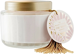 Perfumería y cosmética Brillo corporal con néctar orgánico de agave, aroma a vainilla y sándalo - Scottish Fine Soap La Paloma Shimmering Body Lustre