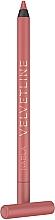 Perfumería y cosmética Lápiz labial con efecto mate - Nabla Velvetline Lip Pencil