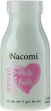 Perfumería y cosmética Leche de baño con proteínas de arroz y aceites naturales, aroma a mango - Nacomi Milk Bath Mango