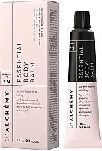 Perfumería y cosmética Bálsamo corporal con aceites esenciales de mandarina, pomelo y naranja - D'Alchemy Essential Body Balm (mini)