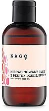 Perfumería y cosmética Aceite de escaramujo sin refinar - Fitomed Rosa Canina Seed Oil