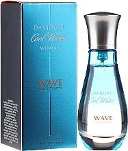 Perfumería y cosmética Davidoff Cool Water Wave Woman 2018 - Eau de toilette