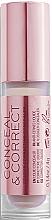 Perfumería y cosmética Corrector facial líquido - Makeup Revolution Conceal And Correct