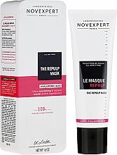 Perfumería y cosmética Mascarilla facial con ácido hialurónico, sin conservantes ni parabenos - Novexpert Hyaluronic Acid The Repulp Mask