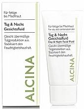 Perfumería y cosmética Fluido facial contra el exceso de sebo con alantoína - Alcina FM Day and Night Facial Fluid
