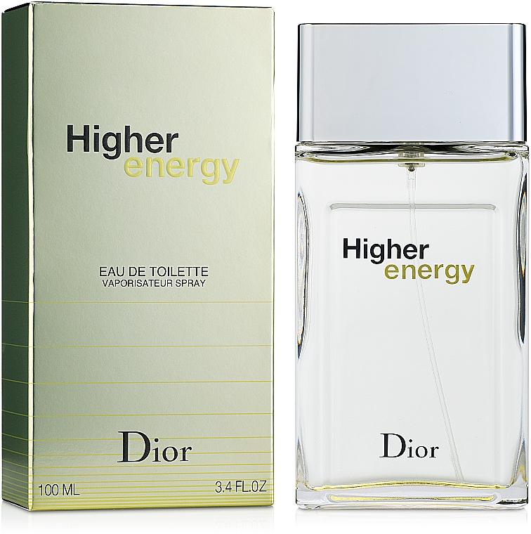 Dior Higher Energy - Eau de toilette — imagen N2