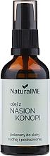 Perfumería y cosmética Aceite de semilla de cáñamo - NaturalME (con vaporizador)