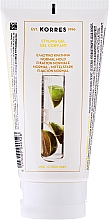 Perfumería y cosmética Gel de fijación normal con extracto de lima - Korres Styling Gel Normal Hold With Lime