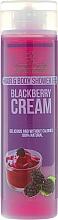Perfumería y cosmética Gel de ducha para cuerpo y cabello 100% natural con extracto de mora - Stani Chef's Blackberry Hair and Body Shower Gel