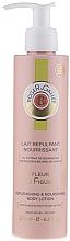 Perfumería y cosmética Roger & Gallet Fleur de Figuier - Loción corporal perfumada