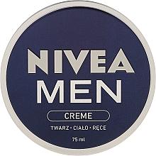 Perfumería y cosmética Crema universal para hombres - Nivea Men Creme