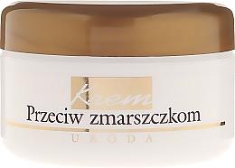 Perfumería y cosmética Crema facial antiarrugas con vitamina A y E - Uroda Anti-Wrinkle