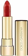 Perfumería y cosmética Barra de labios cremosa - Dolce & Gabbana Classic Cream Lipstick