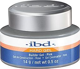 Perfumería y cosmética Gel constructor de uñas, rosa - IBD Builder Pink Gel