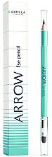 Perfumería y cosmética Lápiz de ojos con difuminador - Orphica Arrow Eye Pencil