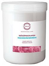 Perfumería y cosmética Crema de masaje con aceite de semilla de uva - Yamuna Massage Cream