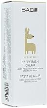 Perfumería y cosmética Crema pañal con karité y alantoína - Babe Laboratorios Nappy Rash Cream