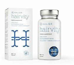 Perfumería y cosmética Complemento alimenticio en cápsulas para un cabello sano, 60 cáp. - Halier Hairvity Suplement Women