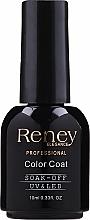 Perfumería y cosmética Esmalte gel híbrido de uñas, UV/LED - Reney Cosmetics Red Diamond