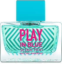 Antonio Banderas Play In Blue Seduction - Eau de toilette — imagen N1