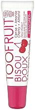 Perfumería y cosmética Bálsamo labial protector orgánico de miel nutritiva y manteca de karité con cereza & almendra - TOOFRUIT Bisou Doux Mademoiselle Lip Balm Cherry Almond