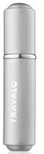 Perfumería y cosmética Atomizador recargable, vacío - Travalo Roma Silver