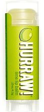 Perfumería y cosmética Bálsamo labial eco con aceite de lima - Hurraw! Lime Lip Balm