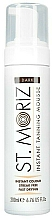 Perfumería y cosmética Mousse autobronceadora con vitamina E - St. Moriz Instant Tanning Mousse Dark