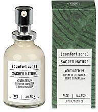 Perfumería y cosmética Sérum facial rejuvenecedor con manteca de karité - Comfort Zone Sacred Nature Youth Serum