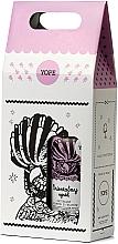 Perfumería y cosmética Set de ducha - Yope (champú/300ml + acondicionador/170ml)