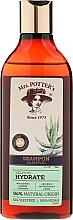 Perfumería y cosmética Champú con jugo de aloe & extracto de espino amarillo - Mrs. Potter's Helps To Hydrate Shampoo