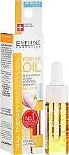 Perfumería y cosmética Aceite perfumado para uñas y cutículas con argán y almendras dulces - Eveline Cosmetics Nail Therapy Professional Dolce Vita