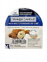 Perfumería y cosmética Cera aromática - Yankee Candle Soft Blanket Wax Melt