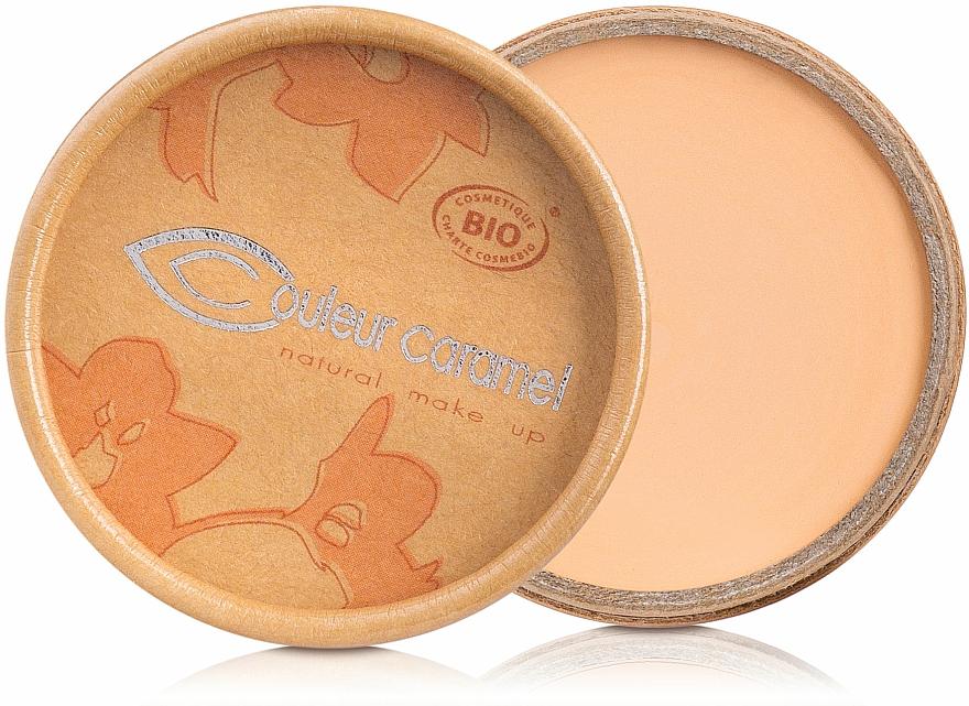 Crema correctora facial bio natural con aceite de baobab y almendra - Couleur Caramel Corrective Cream