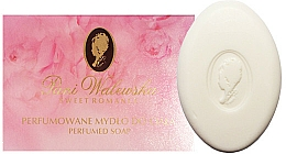 Perfumería y cosmética Jabón cremoso perfumado para cuerpo - Pani Walewska Sweet Romance