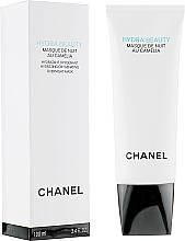 Mascarilla de noche hidratante y oxigenante con flores de camelia - Chanel Hydra Beauty Masque de Nuit Au Camelia — imagen N1