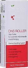 Perfumería y cosmética Rodillo profesional de masaje facial, DNS, 1mm - Bielenda Professional Meso Med Program DNS Roller
