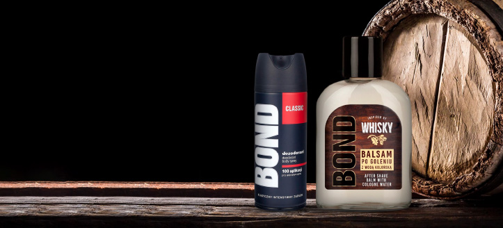 Por la compra de productos Bond o Bond Expert superior a 7 €, llévate un desodorante de regalo