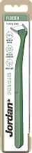 Perfumería y cosmética Hilo dental flosser, verde, 6uds. - Jordan Green Clean Flosser