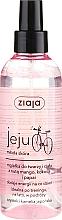 Perfumería y cosmética Spray facial y corporal con mango, coco y papaya - Ziaja Jeju