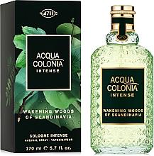 Perfumería y cosmética Maurer & Wirtz Acqua Colonia Intense Wakening Woods Of Scandinavia - Colonia